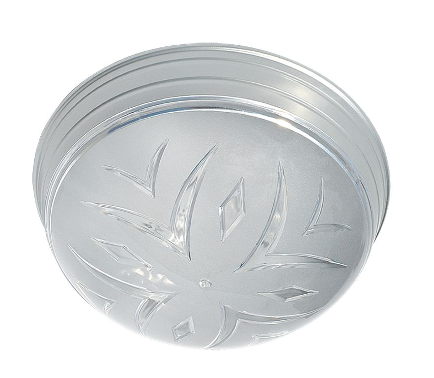 Светильник Плутон НПО106 серебро SQ0328-0030