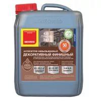 Антисептик NEOMID-435 5л декоративное покрытие коричневый концентрат1:9