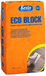 Клей для пеноблоков Киилто Эко Блок 25кг