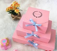 Коробка подарочная малая