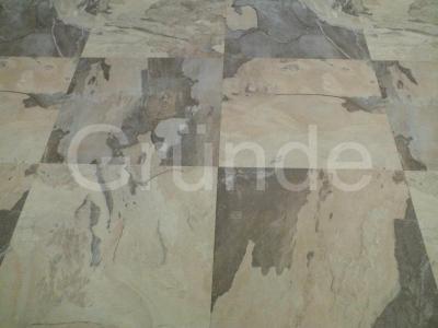 Ламинат GRUNDE Stone Collection 2203 Альбит 1200х407х12мм 1уп.-2,442 м2 33 класс