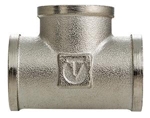 Тройник 1/2 ВР никель VTr 130