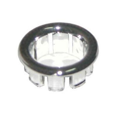 Втулка для тюльпана декоративная D=24,4 мм (хром)