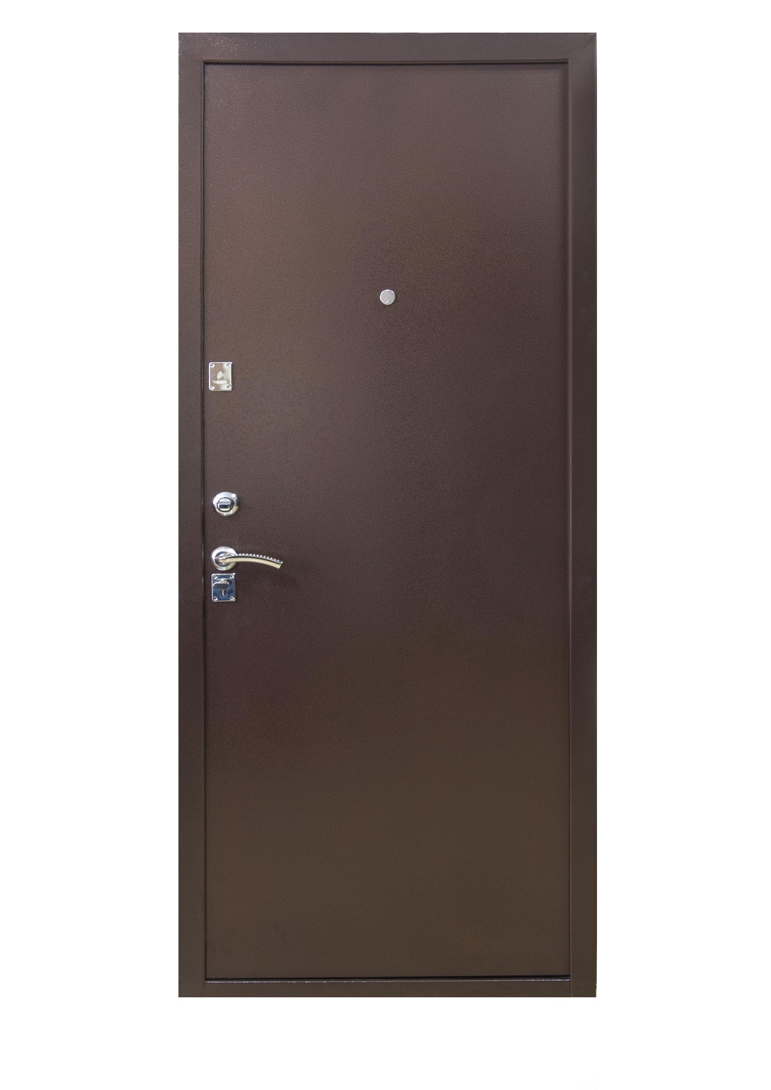 Дверь метал. ДC-367 0484 87 правая (витрина)
