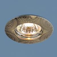 Светильник точ - 602 GAB бронза