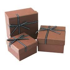 Коробка-матрешка подарочная (3в1)