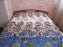 Комплект постельного белья  стеганого  145*215см