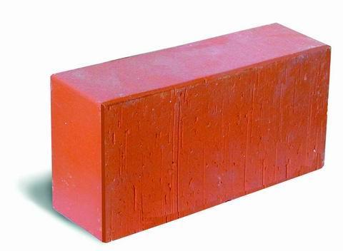 Кирпич каминный один. красный М-400 RAUF (поддон -240 шт.)