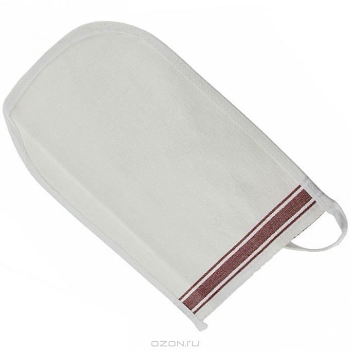 Мочалка-рукавичка для пилинга 40134