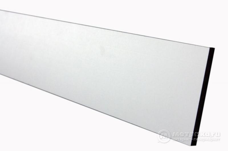 Добор белая эмаль 200мм