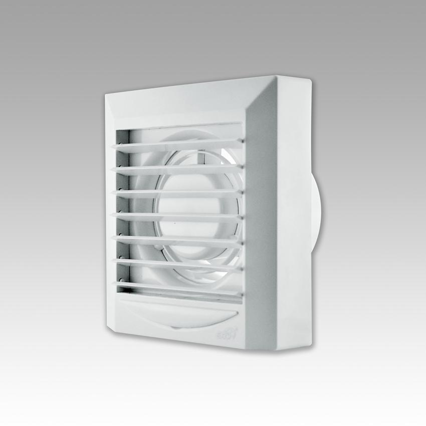 Вентилятор накладной осевой евро 4А-02
