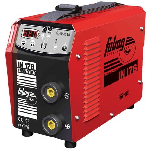 Инвертор сварочный FUBAG - IN176,Max мощность, кВт6