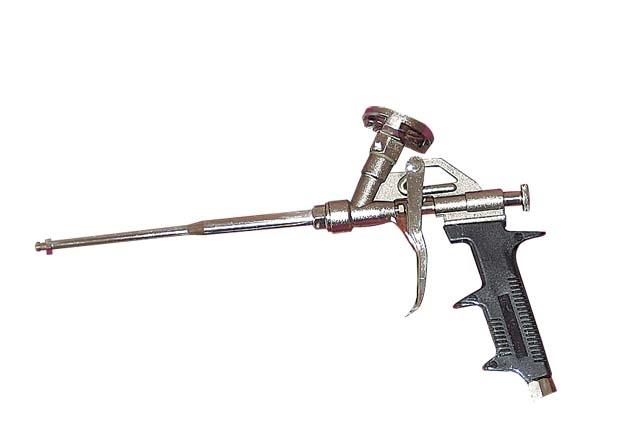 Пистолет для монтажной пены теф.покр.