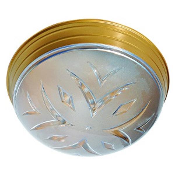 Светильник Плутон НПО106 золото SQ0328-0029