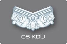 Угловой элемент 05 KDU (4 шт)