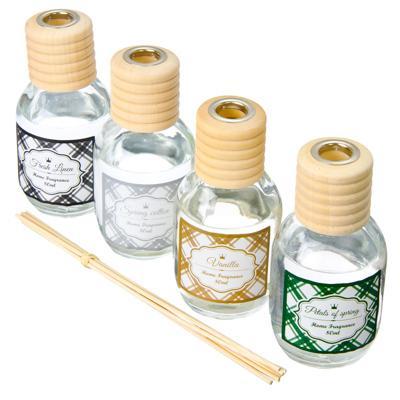 Ароманабор 80мл с палочками [свежесть,ваниль,хлопок,весенний лепесток.)