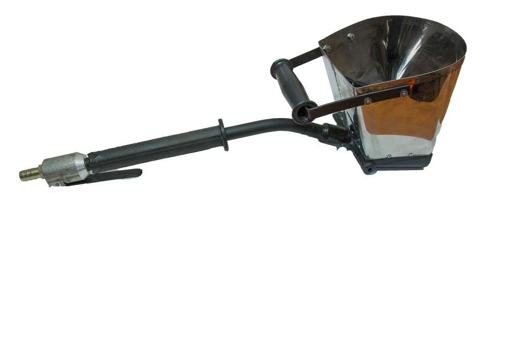 Ковш-Хоппер SN-01 штукатурный стеновой