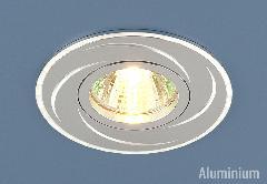 Светильник точ - 2002 HL/SL графит/серебро.