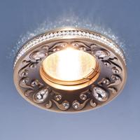 Светильник точ - 120065 SB бронза
