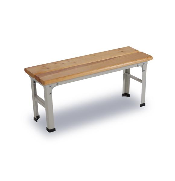 Скамейка с дерев.покрытием 1500мм