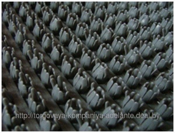 Коврик щетинистый 0,9х15 (серый) (645р.)