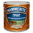 Хаммерайт грунт д/цветных металлов красный 0,5л