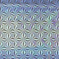 Пленка с/к 0,45м*8м LB-042 D&B голография серебрянная