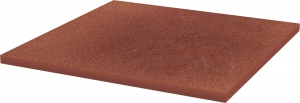Плитка напольная структурн. рифлен. Taurus Rosa 260х260 Польша