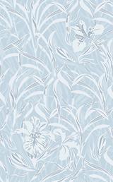 ПВХ панель  2700х250х7 Орхидея голубая (0114-2)
