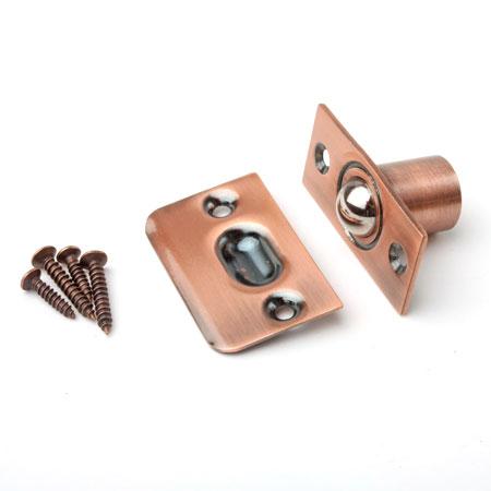 Шариковый фиксатор Apecs R-0001 медь (9/552)