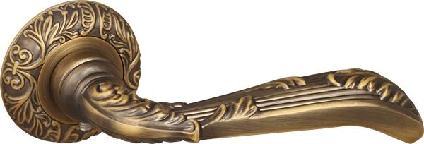 Ручка поворотная BOHEMA SM AB-7 матовая бронза