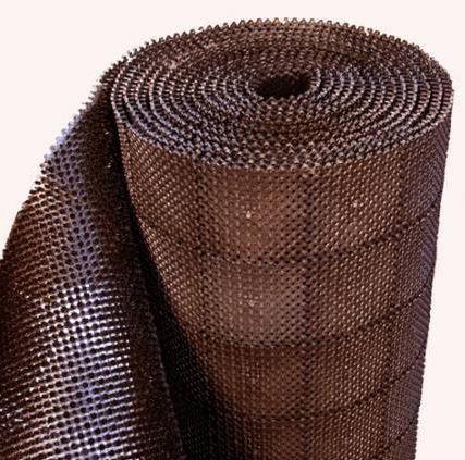 Коврик щетинистый  коричневый 0,98м (520р.)