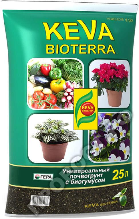 Грунт KEVA BIOTERRA 40л