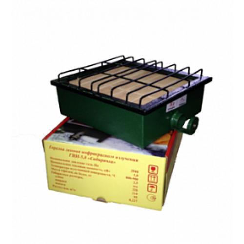 Горелка газовая инфракрасного излучения 1,45 кВт (750р.)