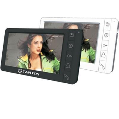 Видеодомофон цветной TANTOS Amelie-SD (белый)