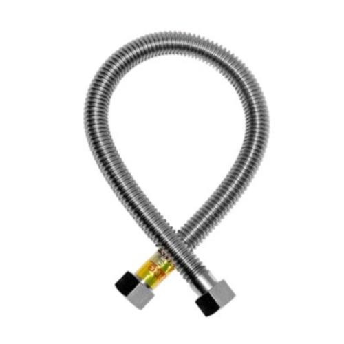 Подводка для газа сильфон 3/4 50 см ГГ