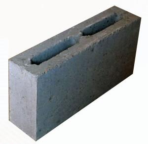 Блок пескобетон 90х188х390 пустотелый 9 кг.(поддон 147шт)