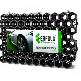 Газонная решетка ERFOLG чёрная