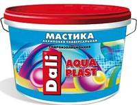 Гидроизоляция DALI Аквапласт 5л акриловая гидроизоляционная мастика