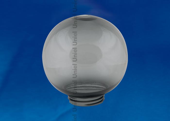 Рассеиватель шар для садово-парковых светильников UPF-R200A SMOKE дымчато-серый