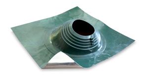 Универсал. проход на крышу ф200-300 угловой зеленый
