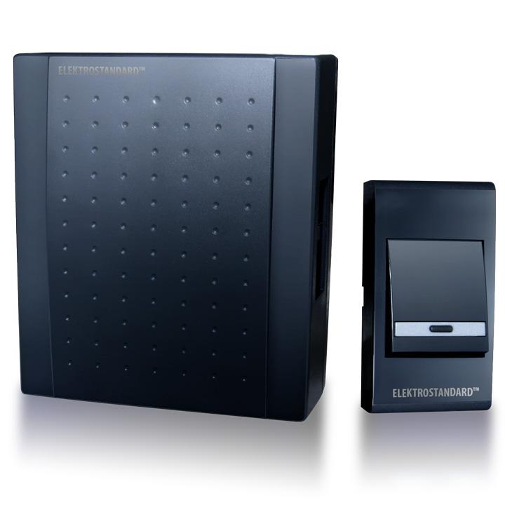Звонок эл. DBQ16 WМ,1М,черный