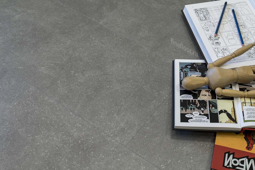 Ламинат кварц-виниловый FineFloor  Stone FF-1589  Эль Нидо      655х324х4,5мм(1уп,-1,49м2) 43кл.