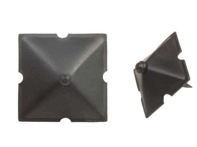 Гвозди декоративный чёрный 40 мм 3-40