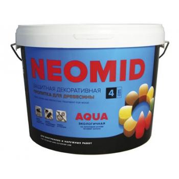Пропитка Неомид Bio Color аква бесцветный 9л