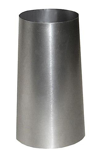 Конус печной 100-120 мм черный