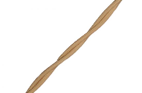 Провод Bironi 2*2,5 песочное золото В1-425-719