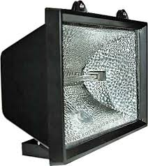 Прожектор UPH-500W-BL галогенный