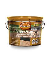 Пинотекс TERRАCE OIL бесцветный 2,7л масло для террас
