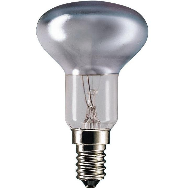 Лампа зеркальная накал. 40-60W Е14